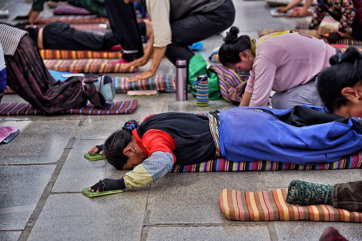 Erlebnisreise zum Tibetischen Neujahrsfest 2021 in Lhasa