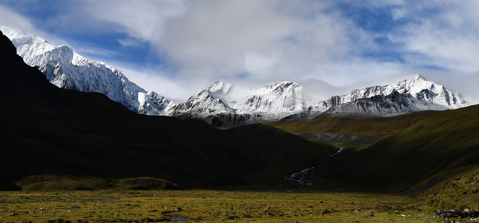 Trekkingreise am Gongga Berg in West-Sichuan